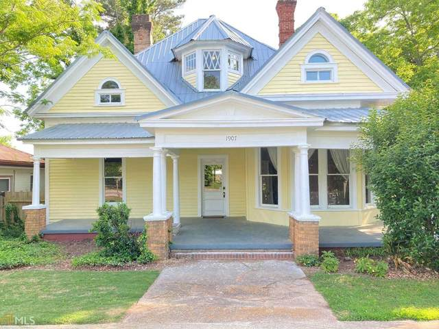 1907 Broad St, Statham, GA 30666 (MLS #8917284) :: Athens Georgia Homes