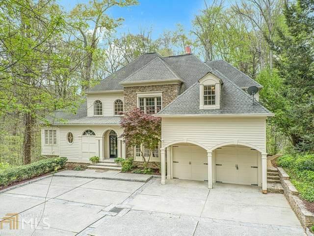 1296 W Wesley Road NW, Atlanta, GA 30327 (MLS #8957753) :: Houska Realty Group