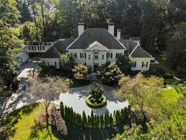 12 Powers Chase Circle, Sandy Springs, GA 30327 (MLS #8996116) :: Buffington Real Estate Group