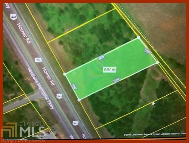 0 Us 441 Highway S, Commerce, GA 30529 (MLS #8607514) :: Rettro Group
