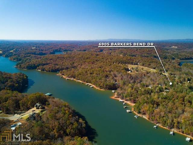 6905 Barkers Bend Dr, Murrayville, GA 30564 (MLS #8682262) :: The Heyl Group at Keller Williams