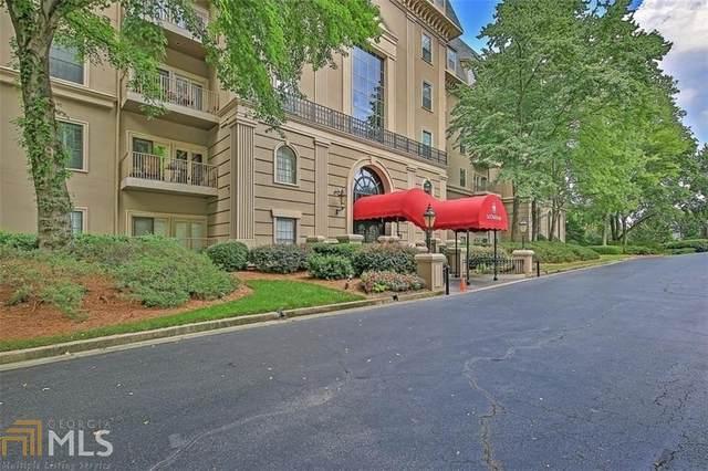 2865 Lenox Rd #511, Atlanta, GA 30324 (MLS #8724783) :: Anderson & Associates