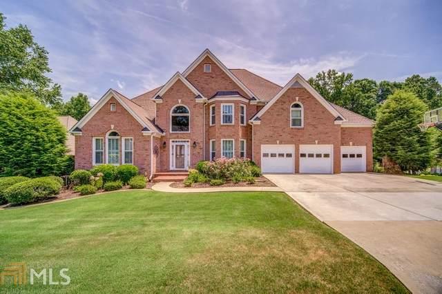5864 Brookstone Walk, Acworth, GA 30101 (MLS #8825947) :: Keller Williams Realty Atlanta Partners