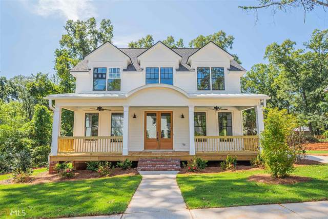 631 Foster Park Ln, Madison, GA 30650 (MLS #8828475) :: Bonds Realty Group Keller Williams Realty - Atlanta Partners