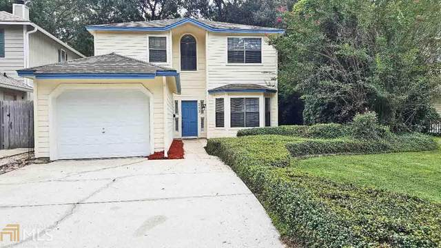 203 Millers Trace Dr, St. Marys, GA 31558 (MLS #8849637) :: Crown Realty Group