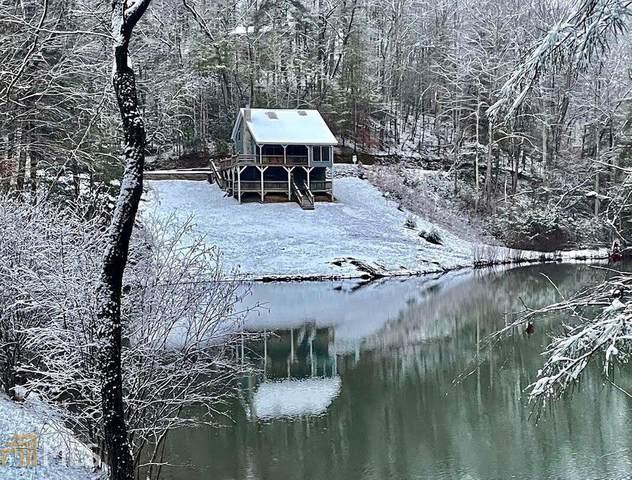 1293 Hidden Lake Dr, Cherry Log, GA 30522 (MLS #8855561) :: Crown Realty Group
