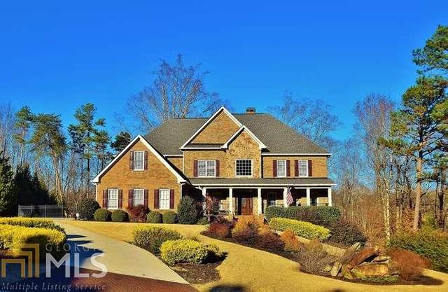 5533 Riverwalk Ct, Gainesville, GA 30506 (MLS #8860510) :: Military Realty