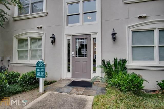 1538 Chantilly Dr #119, Atlanta, GA 30324 (MLS #8872839) :: Keller Williams Realty Atlanta Partners