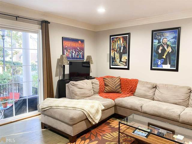 1634 NE Ponce De Leon Ave #313, Atlanta, GA 30307 (MLS #8889243) :: Rettro Group