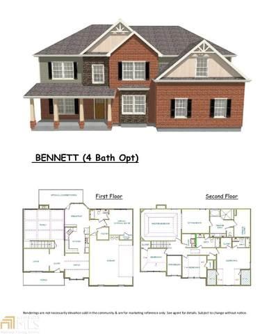 104 Lavender Way Lot 79, Mcdonough, GA 30252 (MLS #8918147) :: The Realty Queen & Team
