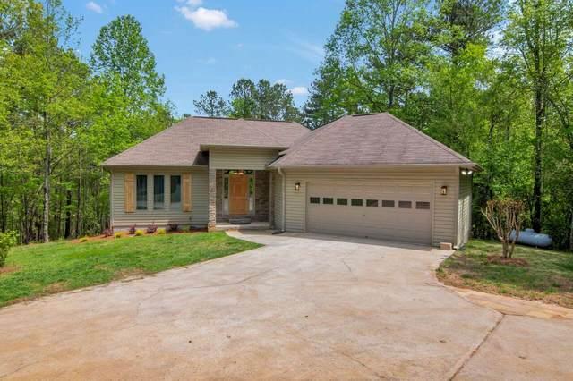6380 Cook Drive, Lithia Springs, GA 30122 (MLS #8955827) :: Houska Realty Group