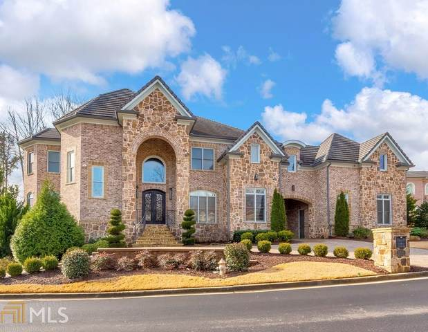 2818 Stone Hall Dr, Marietta, GA 30062 (MLS #8926237) :: Scott Fine Homes at Keller Williams First Atlanta