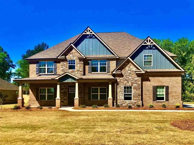 126 Elkins Boulevard Lot 58 #58, Locust Grove, GA 30248 (MLS #8690701) :: Maximum One Greater Atlanta Realtors