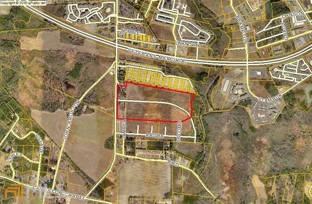 0 Lanier Dr A, Statesboro, GA 30458 (MLS #7237086) :: Anderson & Associates