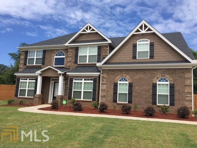 121 Snow Bird Dr, Hampton, GA 30228 (MLS #8208414) :: Adamson & Associates