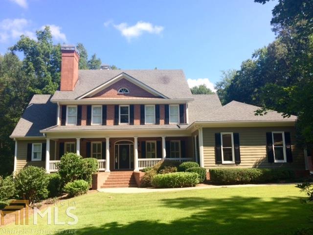 295 Postwood Dr, Fayetteville, GA 30215 (MLS #8227406) :: Premier South Realty, LLC