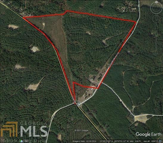 101 Acres Veazy Road, Greensboro, GA 30642 (MLS #8229302) :: Maximum One Main Street Realtor