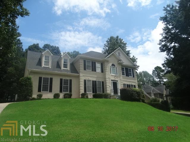512 Viridian Vw, Peachtree City, GA 30269 (MLS #8245195) :: Adamson & Associates