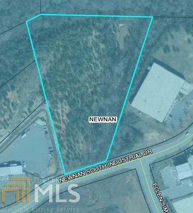 60 Newnan South Industrial Dr Tract 10, Newnan, GA 30263 (MLS #8260432) :: Maximum One Greater Atlanta Realtors