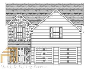 2811 Anneewakee Falls Parkway, Douglasville, GA 30135 (MLS #8261274) :: Bonds Realty Group Keller Williams Realty - Atlanta Partners