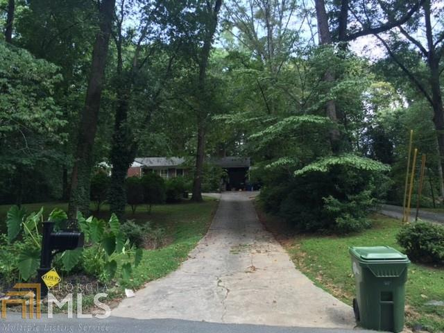 1447 Peachtree Battle Ave, Atlanta, GA 30327 (MLS #8273884) :: Keller Williams Realty Atlanta Partners
