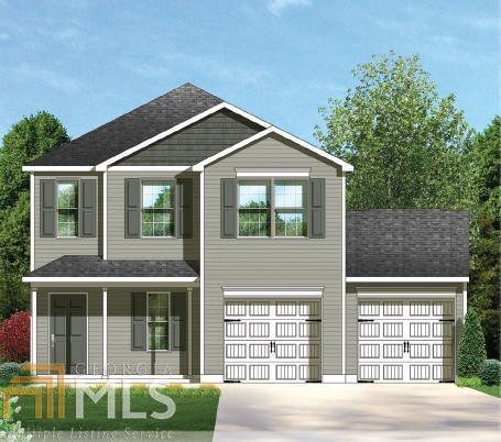 4089 Liberty Estates Dr #23, Macon, GA 31216 (MLS #8285316) :: The Durham Team
