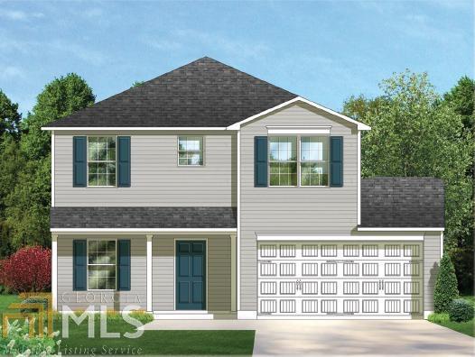 4100 Liberty Estates Dr #33, Macon, GA 31216 (MLS #8285358) :: The Durham Team