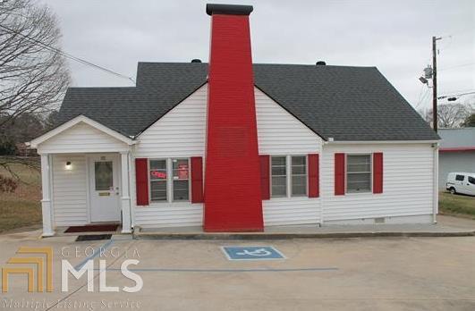 912 N Main St, Cedartown, GA 30125 (MLS #8289467) :: Main Street Realtors