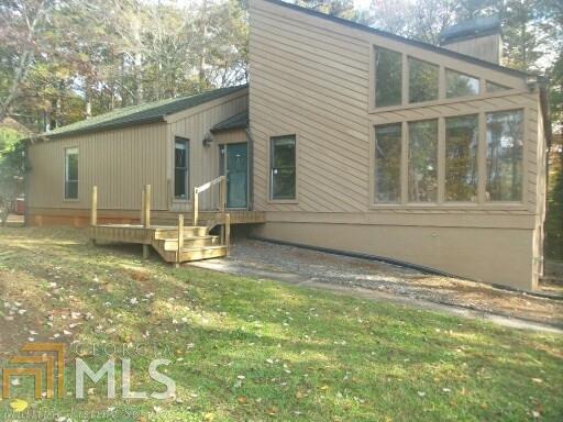 2598 Ballew Ct, Marietta, GA 30062 (MLS #8289777) :: Keller Williams Atlanta North