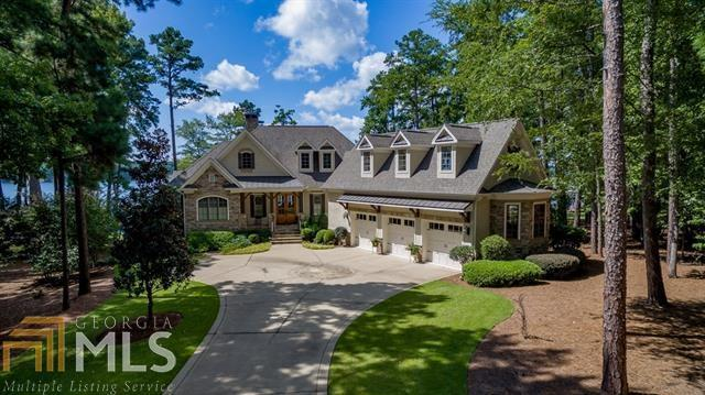 1491 Bennett Springs Drive, Greensboro, GA 30642 (MLS #8291315) :: Bonds Realty Group Keller Williams Realty - Atlanta Partners