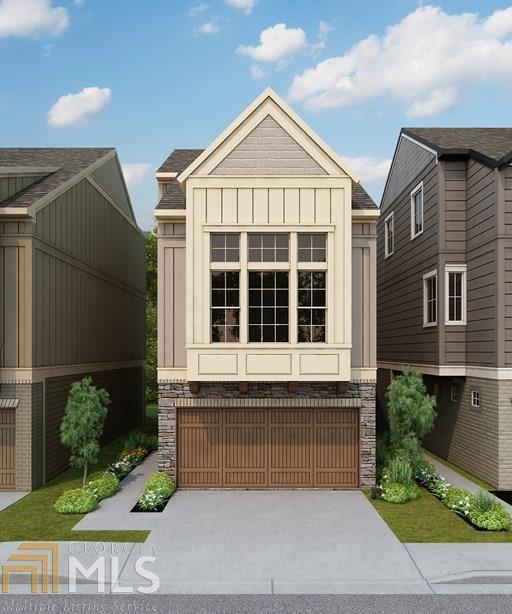 1080 Moorewood Lk #54, Smyrna, GA 30080 (MLS #8295788) :: Bonds Realty Group Keller Williams Realty - Atlanta Partners