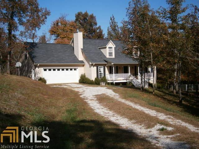 165 Wesley Chapel Dr, Danielsville, GA 30633 (MLS #8299729) :: The Holly Purcell Group