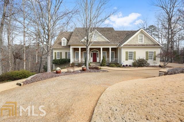 58 Ridgetop Ct, Dawsonville, GA 30534 (MLS #8311402) :: Bonds Realty Group Keller Williams Realty - Atlanta Partners
