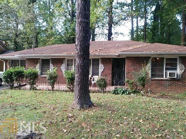 2661 NW Collier Dr, Atlanta, GA 30318 (MLS #8312285) :: The Durham Team