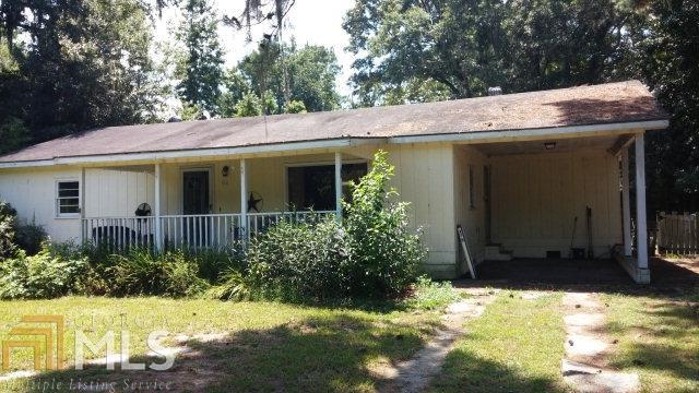 162 Ryals, Brunswick, GA 31523 (MLS #8321609) :: Bonds Realty Group Keller Williams Realty - Atlanta Partners