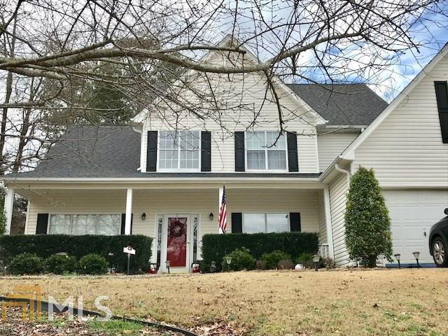 1065 Spanish Moss Ln, Lawrenceville, GA 30045 (MLS #8327565) :: Bonds Realty Group Keller Williams Realty - Atlanta Partners