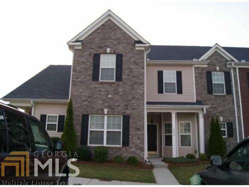 2555 Flat Shoals Rd #1205, Atlanta, GA 30349 (MLS #8334267) :: Keller Williams Realty Atlanta Partners