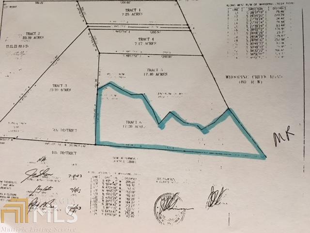 0 Whooping Creek Rd, Carrollton, GA 30116 (MLS #8338439) :: The Heyl Group at Keller Williams
