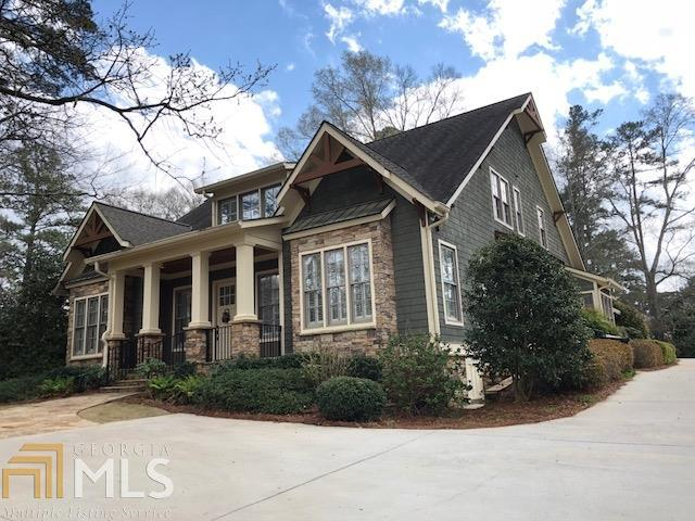 6 Brookside Dr, Newnan, GA 30263 (MLS #8346355) :: Keller Williams Realty Atlanta Partners