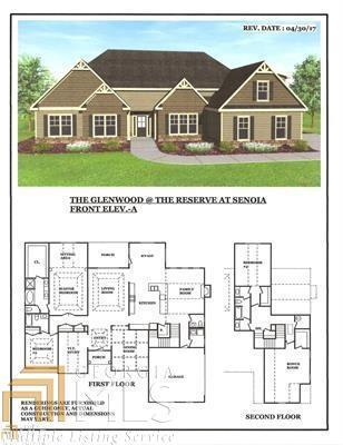 25 Grace Hope Ct Lot 27, Senoia, GA 30276 (MLS #8349163) :: Anderson & Associates