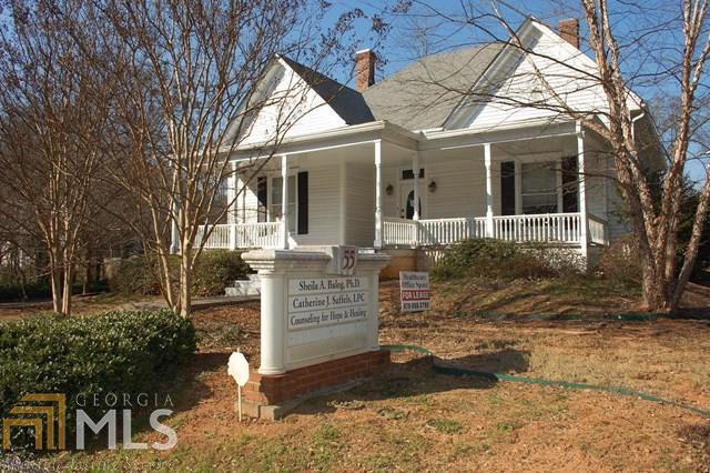 55 Jonesboro St, Mcdonough, GA 30253 (MLS #8352158) :: Anderson & Associates