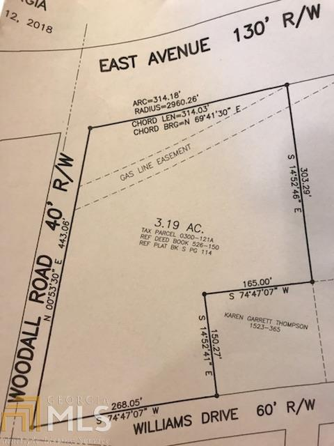 0 Cemetery Rd, Cedartown, GA 30125 (MLS #8353035) :: Main Street Realtors