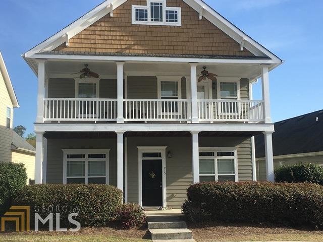 715 Ivy Brook Way #79, Macon, GA 31210 (MLS #8355862) :: Anderson & Associates