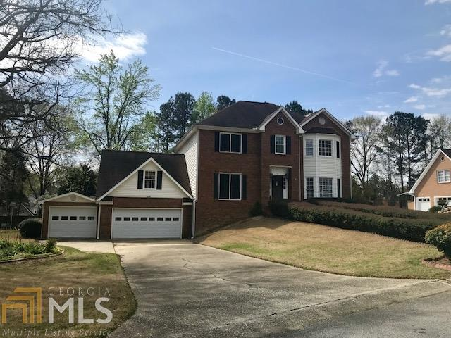 721 Sacketts Ct, Lawrenceville, GA 30043 (MLS #8356064) :: Buffington Real Estate Group