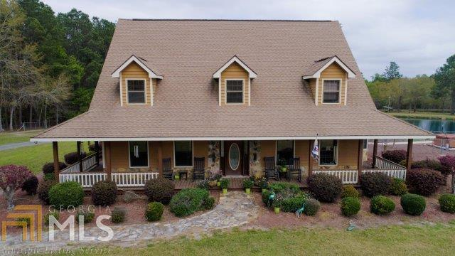 2784 Georgia Highway 297, Vidalia, GA 30474 (MLS #8357904) :: The Durham Team