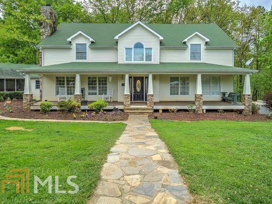 4494 Conns Creek Rd, Ball Ground, GA 30107 (MLS #8359027) :: Anderson & Associates