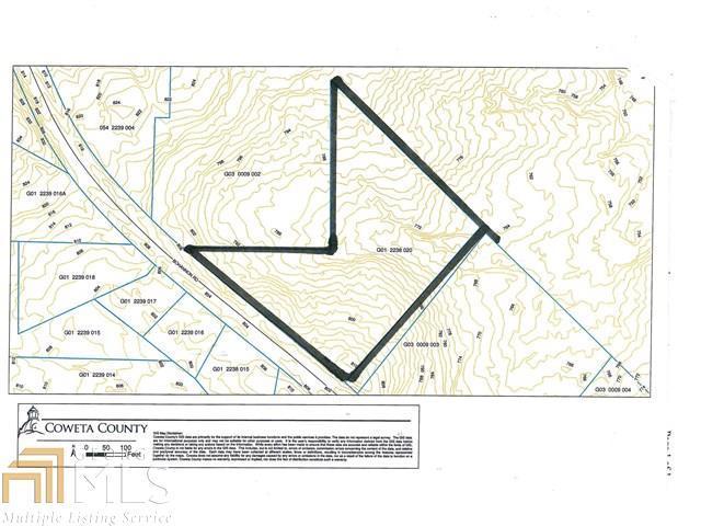 0 Bohannon Rd Lot 18, Grantville, GA 30220 (MLS #8362396) :: Anderson & Associates