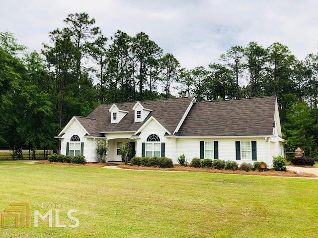 100 Bent Tree Rd, Statesboro, GA 30458 (MLS #8368441) :: The Durham Team