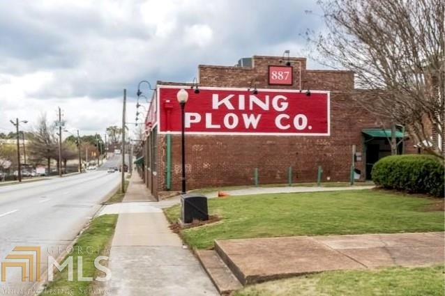 887 W Marietta St N109, Atlanta, GA 30318 (MLS #8371229) :: Keller Williams Realty Atlanta Partners