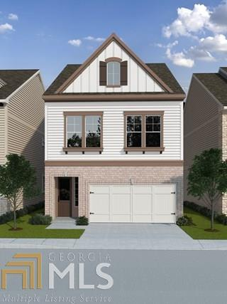 405 Cranleigh Ridge, Smyrna, GA 30080 (MLS #8377325) :: Anderson & Associates